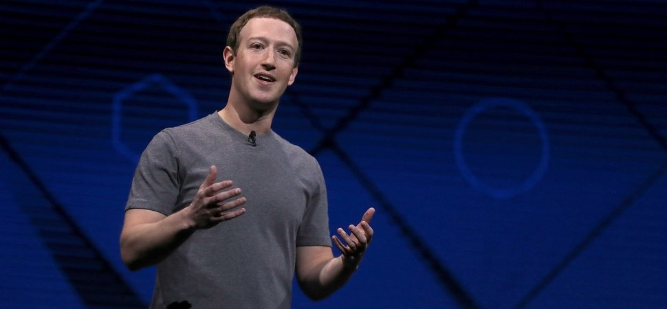 Facebook Is Developing Technology