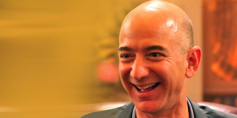 Jeff Bezos becomes the richest man in history as his net worth crosses $150 Bn