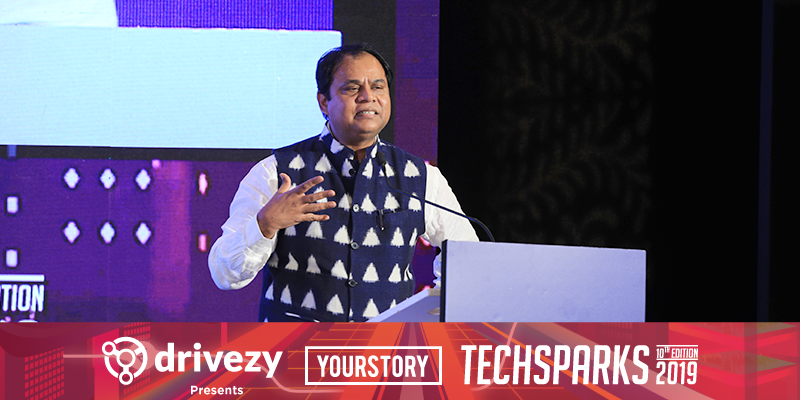 TechSparks 2019: Be unreasonable if you want success in life and business, says CK Kumaravel of Natural Salons